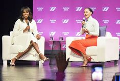 Michelle Obama has always captured our attention when it came to her choices in fashion, after leaving the White House her style continues to shine. Presidente Obama, Michelle Obama, Her Style, Things To Come, Stylish, Lady, House, Facts, Fashion
