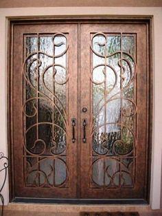 Wrought Iron Doors Windows Gates \u0026 Railings from Cantera Doors & Ivy-76 - Wrought Iron Doors Windows Gates \u0026 Railings from ... Pezcame.Com