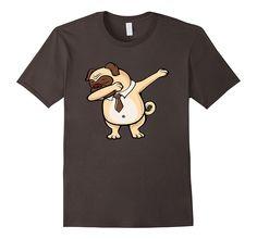 Pug Dabbing Shirt - Funny Pug Shirt