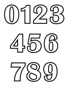 67 Best Letters And Numbers Images On Pinterest ブリコラージュ