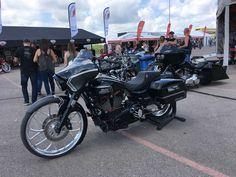 We found 10 of the craziest customs out at Black Hills Harley-Davidson in Rapid City, South Dakota as part of the 2017 Sturgis Black Hills Rally. Sturgis Motorcycle Rally, Motorcycle Rallies, Harley Davidson, Biker, Honda, Car, Black, Automobile, Black People