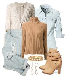 """""""Untitled #1170"""" by gallant81 ❤ liked on Polyvore featuring Nude, Erika Cavallini Semi-Couture and Steve Madden"""