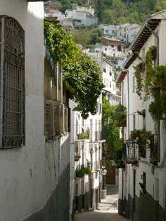 Cazorla, Andalucia