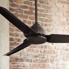 Minka Aire Java Kocoa Indoor/Outdoor Ceiling Fan is a quality for your ideas. Best Outdoor Ceiling Fans, Outdoor Fans, Indoor Outdoor, Outdoor Rooms, Patio Fan, Ceiling Fans Without Lights, Contemporary Ceiling Fans, Contemporary Style, Ceiling Fan Makeover