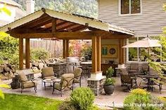 Attrayant Thinking Of Creating A New Patio In Your Backyard? Need A Few Backyard  Patio Ideas? After A Quick Brainstorming Session, We Came Up With These  Five Backyard ...