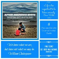 Autism Awareness Inspiration Quotes via Babble.com