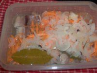 Marinata de scrumbie Sauce Cocktail, Vegetables, Food, Salads, Fine Dining, Canning, Veggies, Vegetable Recipes, Meals
