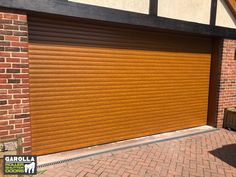 If you're searching for 'roller garage doors near me', we install insulated roller garage doors UK wide. Click the link below to see our double garage door prices & find your electric roller garage door. Single Garage Door, Metal Garage Doors, Garage Doors Prices, Electric Garage Doors, Garage Walls, Roller Doors, Roller Shutters, Electric Rollers, Shutter Colors