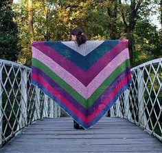 Oversize Stola Picnic Blanket, Outdoor Blanket, Crochet, Bold Colors, Threading, Handarbeit, Nice Asses, Chrochet, Crocheting