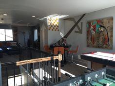 Kristin Plansky Murals   Game Room