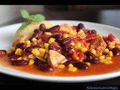 Kurczak po meksykańsku