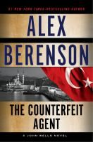 The latest title from local author, Alex Berenson!