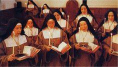 "jesucaritas: "" Victim Nuns of the Sacred Heart """