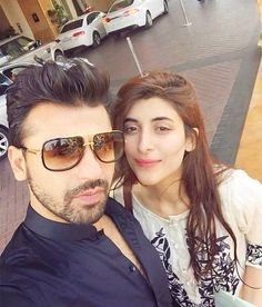 The adorable off screen couple Farhan Saeed and VJ URWA are set to spark some fiery stuff on our television . Read the Full Story on Taazi.com! #Taazi #Blog #FarhanSaeed #UrwaHocane #Drama #News