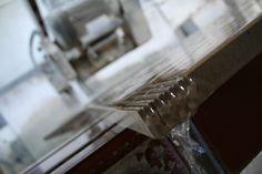 Vergata in progress in Vaselli Factory.  #Stone #Water