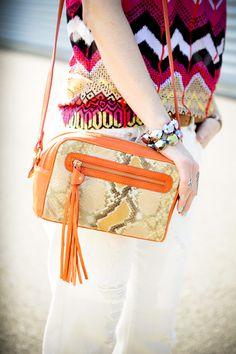 Lovely shape bag