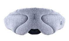Fall Asleep Light Blocking Memory Foam Eye Mask (gray) >>> You can get more details here : Eye Care