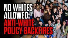 No Whites Allowed: Anti-White Policy Backfires Crime In South Africa, Evergreen State, Know The Truth, Point Of View, Denial, Blood, Around The Worlds, Politics, College