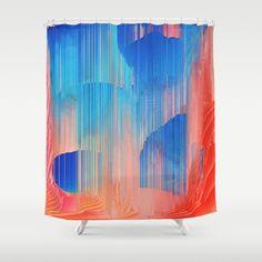 Kess InHouse Akwaflorell Colorful Garden Coral Multicolor Illustration Round Beach Towel Blanket