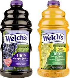 $1/2 Welch's Juice Coupon (No Size Restrictions!)