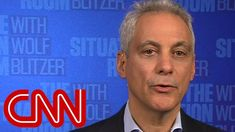 Chicago Mayor Rahm Emanuel talks to CNN's Wolf Blitzer after prosecutors dropped all charges against actor Jussie Smollett. Jussie Smollett, Cnn News, Black History, Actors, Youtube, Crime, Celebrity, Actor, Celebrities