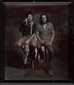 Jerry Jeff Walker & Guy Clark