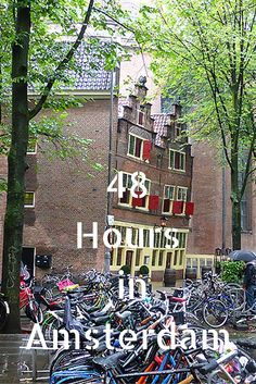 It is entirely possible to see many of the major sights if you have just 48 hours in Amsterdam. If you don't know that I am a fan of this wonderful city, then you need to read about my love affair with #Amsterdam #travel | Paula McInerney | contentedtraveller.com