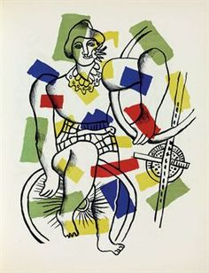 FERNAND LEGER (1881-1955) Cirque, Tériade, Les Editions Verve, Paris, 1950 (Saphire 44-106) the complete set of 63 lithographs (34 in colors), in- and hors-texte, title page, text in French and justification, on Arches, signed in ink on the justification, copy 253 of 300, the full sheets, loose (as issued), generally in good condition, original paper-covered boards and slipcase. 17 1/8 x 13¼ in. (435 x 335 mm.). Sold for USD $27,500.00