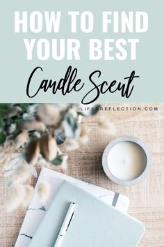 Want to know how to choose the best candles scents for you? Grab our candle scent list printables and take our fun candle scent quiz to find your signature candle scents! Unique Candles, Best Candles, Soy Candles, Homemade Scented Candles, Essential Oil Candles, Essential Oils, Candle Packaging, Candlemaking, Making Ideas