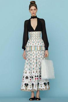 Ulyana Sergeenko haute couture spring 2015 - Vogue Australia
