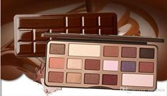 New Makeup Eyes Too Faced Chocolate Bar Eyeshadow Palette 16 Colors Eyeshadow Palette DHL Free Shipping