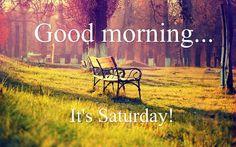 Saturday sábado