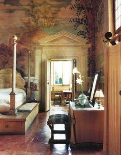 henri samuel interiors | Antonio Foscari - House and Garden - Francois Halard 12