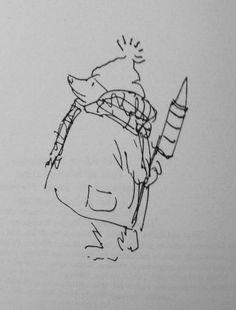 Paddington Bear by Peggy Fortnum