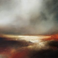 "Saatchi Art Artist Paul Bennett; Painting, ""Future Reflections 1"" #art"