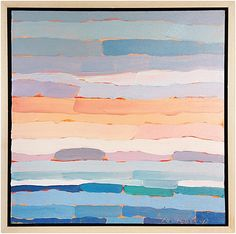 Paul Norwood, Red Sky at Night, $1220