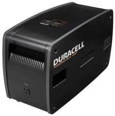 Duracell Watt Five Outlet Rechargeable Power Source Battery Biz PowerSource 1800 601 Solar Panel Kits, Solar Panels For Home, Solar Panel System, Panel Systems, Home Ac, Look Good Feel Good, Power Outage, Wall Outlets, Alternative Energy
