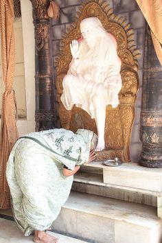 Sai Baba of Shirdi at Lalbagh 2012