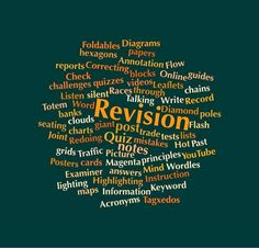 Different revision methods. Experiment with revision - find the way which works for you! Revision Strategies, Gcse Maths Revision, Biology Revision, Science Revision, Gcse Pe, Revision Motivation, Writers Help, Chemistry Lessons, A Writer's Life