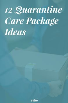 If you or a loved one need quarantine care package ideas, this list is for you. These 12 things are perfect for helping someone feel loved and heard. A quarantine care package is perfect for sick days, staying home, or self isolating. #SocialDistancing #COVID19 #Quarantine #CarePackage