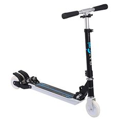 Blascool XLD3S 3Wheel Metal Shockabsorbing Adjustable Height Folding Kick Scooter Blue >>> Read more reviews of the product by visiting the link on the image. Skate Store, Kids Scooter, 3rd Wheel, Kicks, Metal, Disney, Image, Blue, Metals
