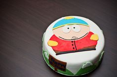 South Park, Cake Decorating, Eric Cartman, Sweets, Desserts, Cakes, Food, Pastries, Tailgate Desserts