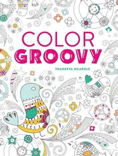 Coloring Books By Thaneeya On Pinterest