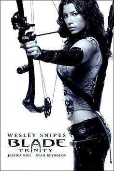 """""""Blade: Trinity"""" / Jessica Biel"""