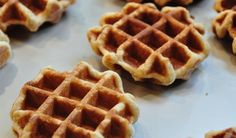 Liège-Style Waffle Recipe - Le Pain Quotidien - Bakery & Communal Table