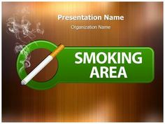 Check out our professionally designed Smoking area #PPT #template. Download our Smoking #area PowerPoint presentations affordably and quickly now. Get started for your next PowerPoint presentations with our Smoking area editable ppt template. This royalty #free #Smoking area #Powerpoint template lets you to edit text and values and is being used very aptly for Smoking area, #forbidden, #ban, #nicotine, #addiction and such PowerPoint #presentations.
