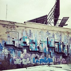 Rock City! #Detroit #Graffiti