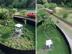 Come Sit Awhile in Sou Fujimoto's Bucolic Toilet Garden - Curbedclockmenumore-arrow :