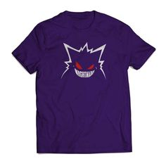 pokemon gengar nightmare Clothing T shirt Men