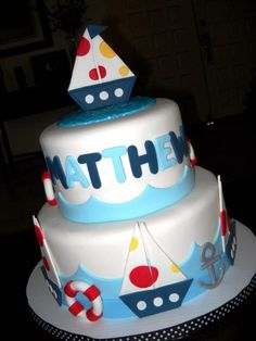 nautical cakes - Google Search